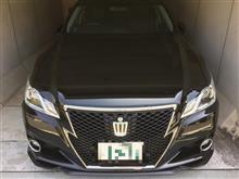クラウンアスリートトヨタ(純正) フロントグリル ブラックスタイル仕様の全体画像