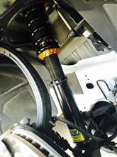 300XYZ JAPAN XYZ SS TYPE-IMP 全長調整式減衰力30段調整付車高調の単体画像