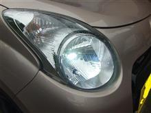 キャロル エコSphere Light LEDヘッドライトコンバージョンキット H4 6000Kの単体画像