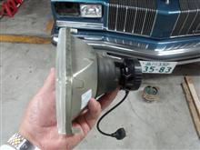 カトラスIPF LEDヘッドライト 341HLB H4の全体画像