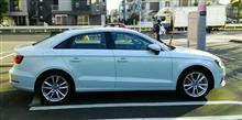 A3(セダン)Audi純正(アウディ) 8VSedan10スポークダイナミックデザインアルミホイール17×7.5Jの全体画像