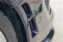 エクシーガDelta Speed レヴォーグ用バンパーダクト(フロント)の単体画像