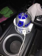 不明 R2-D2 USB車載充電器
