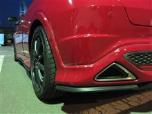 シビックタイプRユーロANY'S INTERNATIONAL EZ Lip Colors REDの全体画像