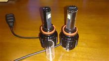 i3COBRA LEDヘッドライト用バルブ H11/6000Kの全体画像
