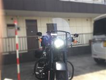 ファットボーイS不明 LEDヘッドライトの全体画像