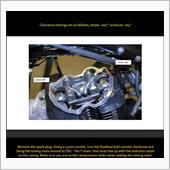 Cleveland Cyclewerks Manuals, Service Bulletins & Helpful Links