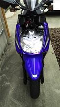 BW'S125クロライトBikes BW'S125 (SEA6J)専用H1 LEDヘッドライトキットの全体画像