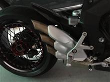 ブルターレ800ドラッグスターMV AGUSTA(純正) イタリア本国仕様の単体画像