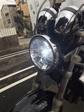 バリオスLED ネットで購入 LEDヘッドライトの単体画像