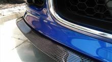 ギャランフォルティススポーツバックエムアール企画 リップモール リップスポイラー 汎用 カーボン 2.4m Bタイプの単体画像