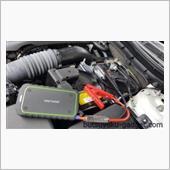 Setom Setom 3in1ジャンプスターター 12000mAh 車用エンジンスターター モバイルバッテリー LED懐中電灯 非常用電源 緊急起動器 安全保護