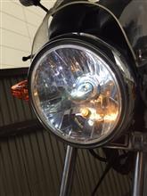 EN125e-auto fun H4BS LEDバルブの全体画像