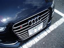 A5 スポーツバックメーカー・ブランド不明 S5ルック グリルの単体画像