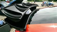 C4メーカー・ブランド不明 WRC風リアスポイラーの単体画像