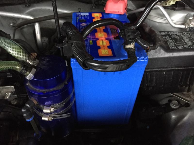 Panasonic Blue Battery chaos C5 N-60B19L