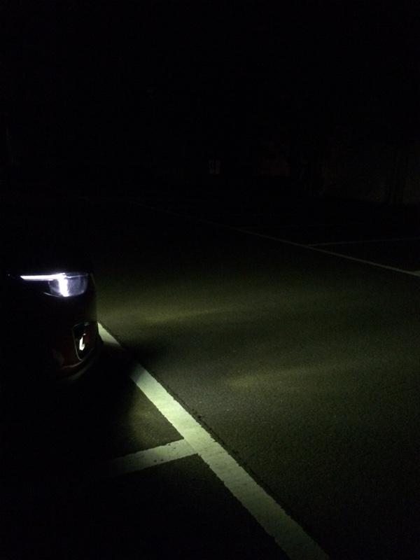 e-auto fun CREE XB-D搭載 H11 50W LED