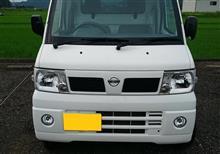 クリッパートラック三菱自動車(純正) タウンボックス用ヘッドライトの全体画像