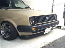 ゴルフ (ハッチバック)VW  / フォルクスワーゲン純正 USバンパーの全体画像
