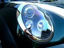 MINIJUNYAN LED プロジェクターヘッドライトの単体画像