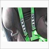TRS 4点式シートベルト