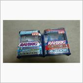 RAYBRIG / スタンレー電気 Racing HYPER HALOGEN RACING CLEAR 3200K H7 / RR89