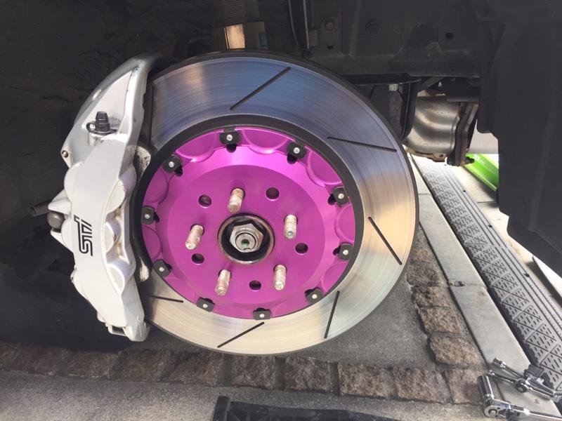 Biot Brake Offset Kit