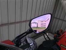 GSX-R400RTANAX ナポレオンカウリングミラー2の単体画像