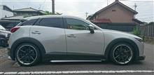 CX-3RAYS BLACK FLEET BLACK FLEET V625Cの全体画像