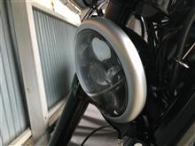 XL1200CX/ロードスターハーレーダビッドソン(純正) Head lump trimの単体画像