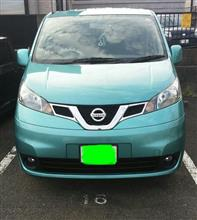 NV200バネット日産(純正) NV200タクシー用ラジエターグリルの単体画像