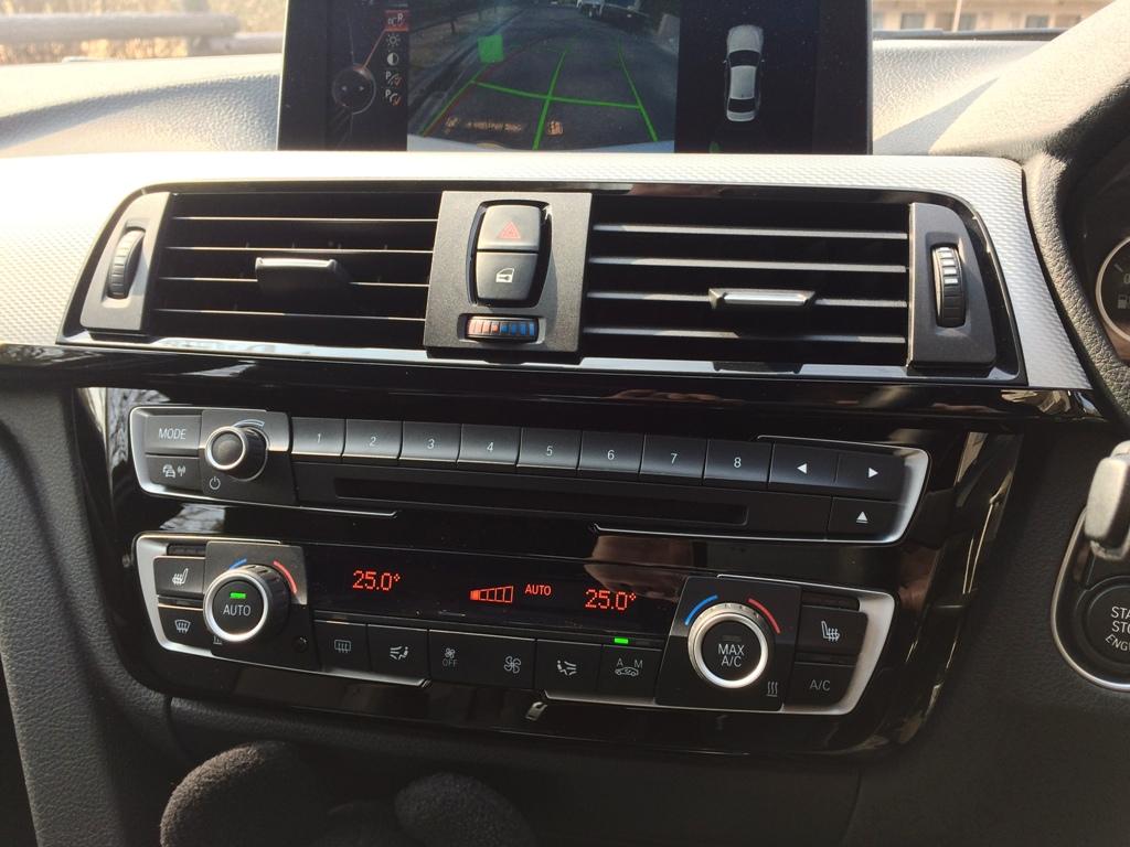 BMW(純正) エアコンパネル
