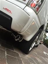 ユーコンCORSA Performance Cat-Back Exhaust Systemの単体画像
