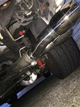 ユーコンCORSA Performance Cat-Back Exhaust Systemの全体画像