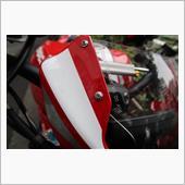 motocorse チタニウムビレッドスクリーンボルト