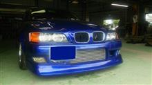 チェイサー自作品 BMW風 グリルの全体画像