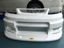 ライフTAKERO'S フロントバンパーの単体画像