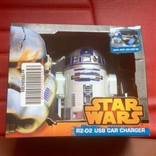 メーカー不明 R2-D2車載充電器