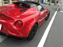 4C スパイダーYOKOHAMA ADVAN Racing  ADVAN Racing RSⅡの単体画像
