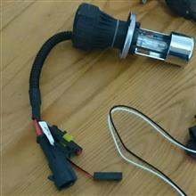 レパードノーブランド HIDバーナー H4 Hi/Loパルス切替式 55W 4300Kの単体画像