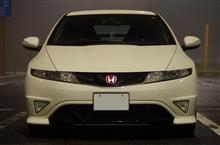 シビックタイプRユーロModulo / Honda Access ロアスカート フロントの単体画像
