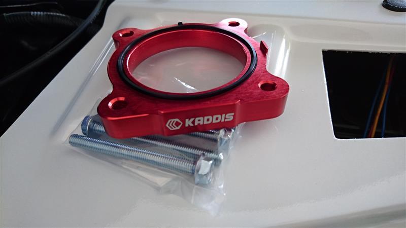 ロードハウス Kaddis  Kaddis スロットルスペーサー