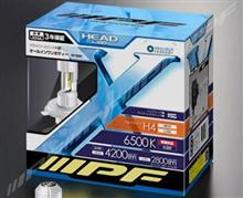 ブーンIPF LED HEAD LAMP CONVERSION KIT H4 6500K 341HLBの単体画像