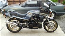 GPZ900Rヨシムラ US サイクロン の全体画像