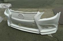 LSヤフオク出品物 後期風フロントエアロの単体画像