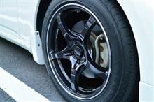 スカイラインRAYS VOLK RACING G50の単体画像
