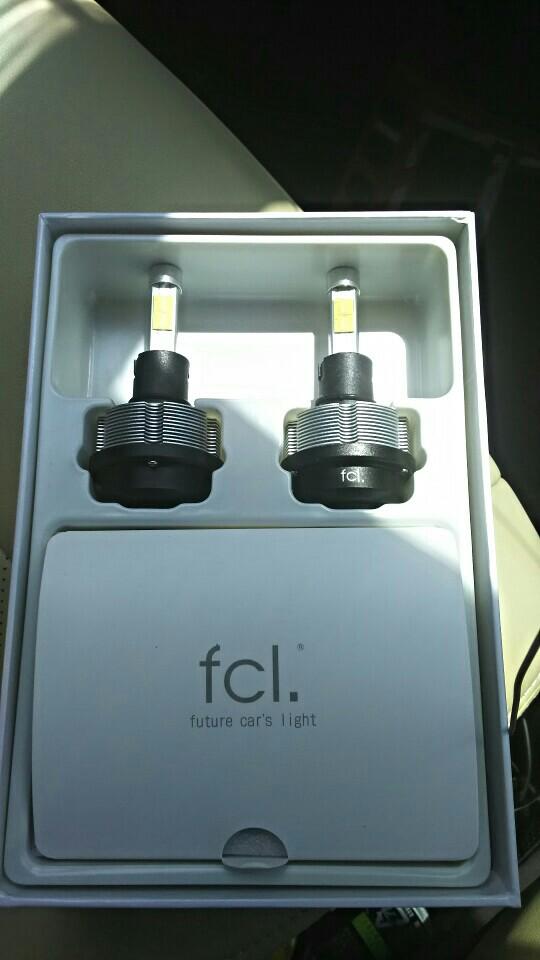 fcl 4000lm車検対応 LEDヘッドライトバルブH4 hi/Lo