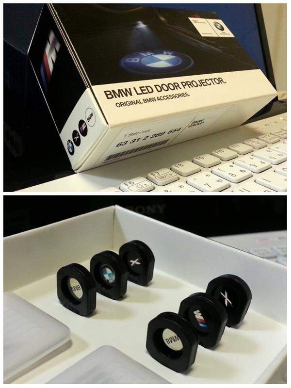 BMW(純正) LEDドアプロジェクター