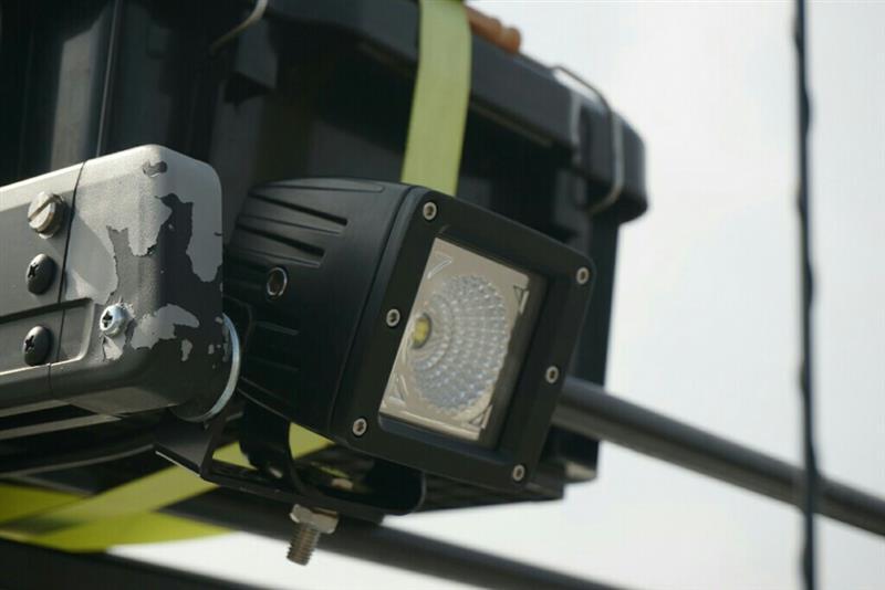 不明 15W LEDバックランプ補助灯