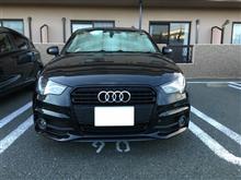 Audi純正(アウディ) ブラックグリル